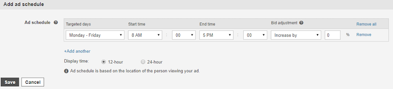 differences-between-google-microsoft-ads-add-ad-schedule