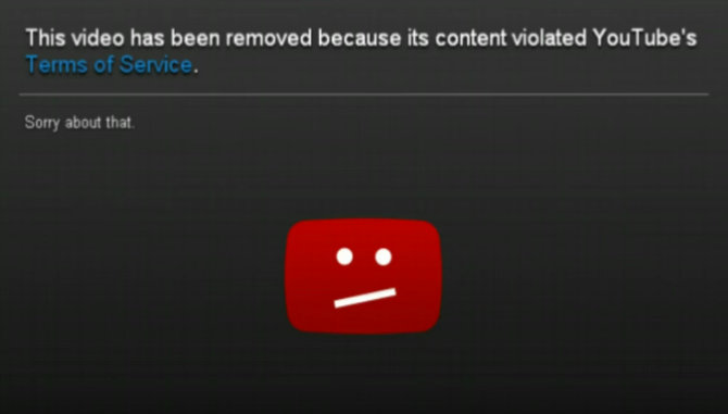 Deleted Video Finder searches for deleted YouTube videos on Google and Wayback Machine