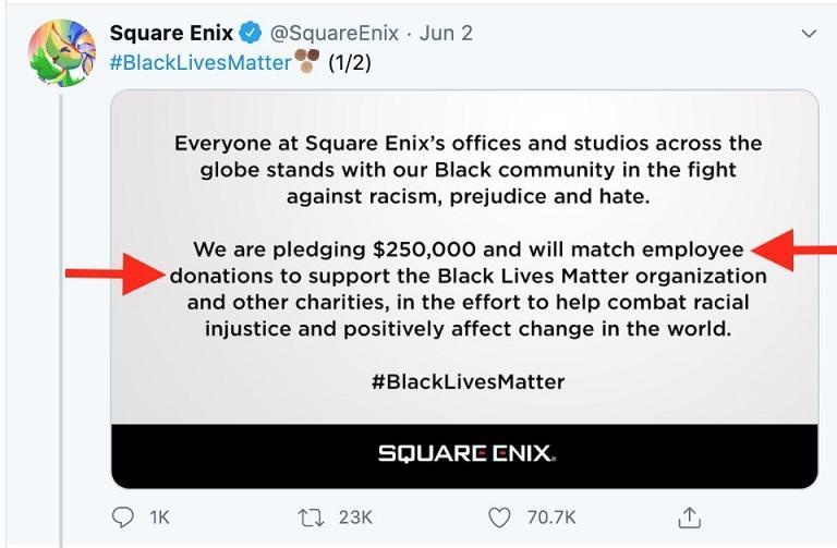 employee donation match example