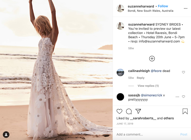 how to promote a new product or service instagram