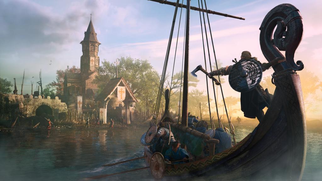 Viking ain't easy.