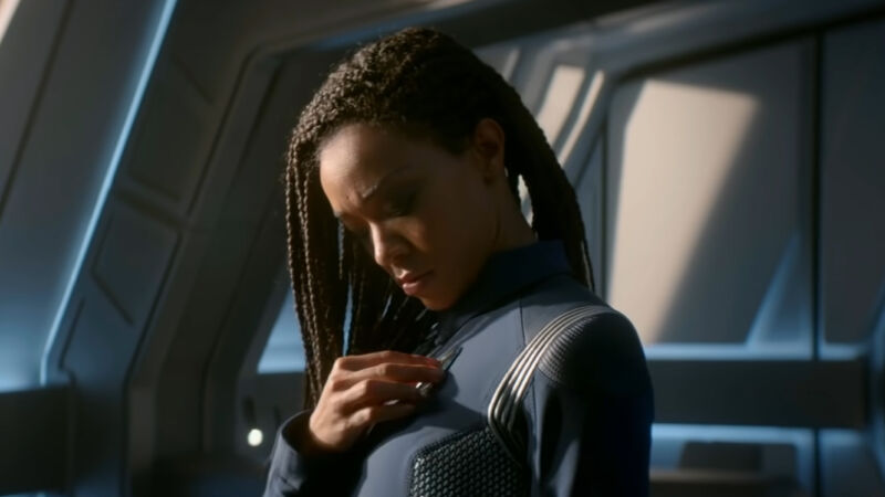 """""""The Federation isn't just about ships. The Federation is its people."""""""