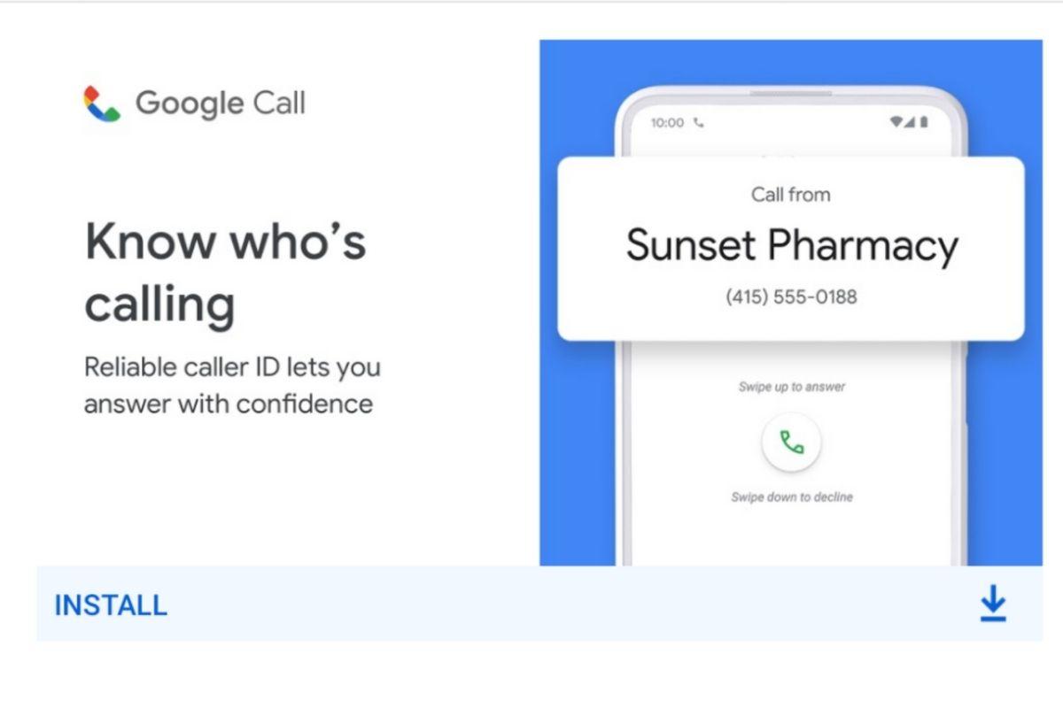 Google Phone new logo. (Image Credit: Reddit)