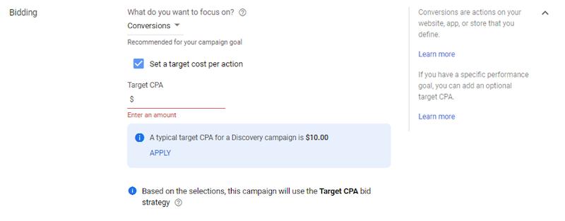 Gmail ads going away bidding