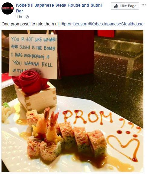 April marketing ideas promposal