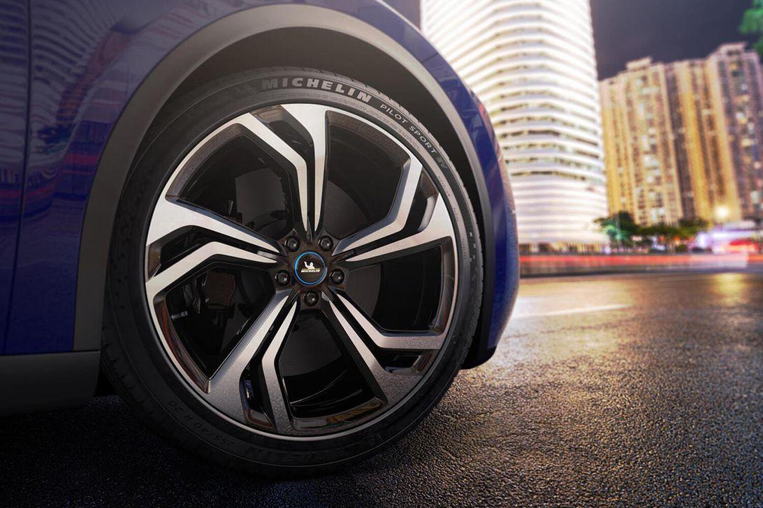 Michelin Pilot Sport EV tire