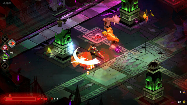 <em>Hades</em>topped the list of our favorite games of 2020.