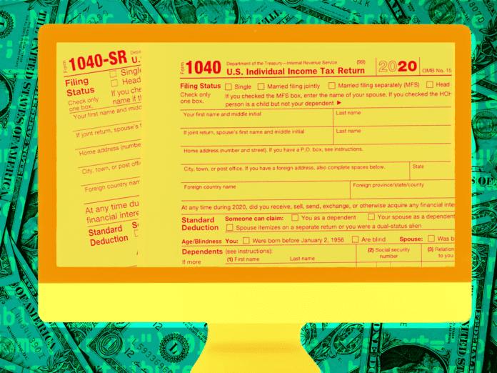 Internet of taxes